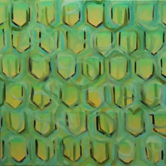 Oil on canvas - 2015 60cm x 60cm