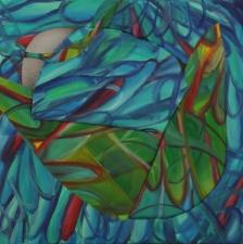 Oil on canvas - 2015 40cm x 40cm
